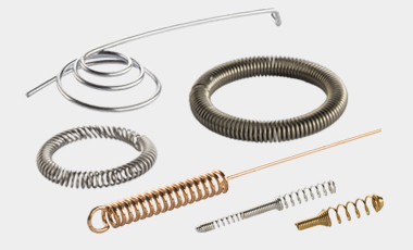 Contact springs, contact elements